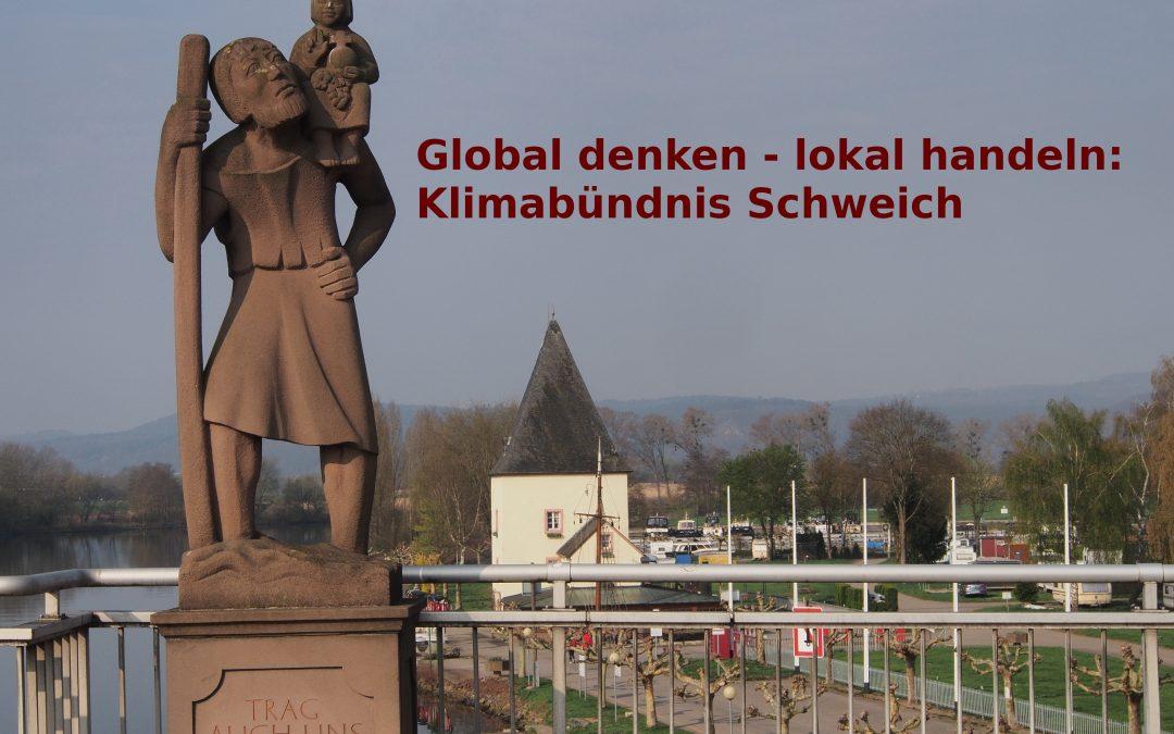 Global denken – lokal handeln: Klimabündnis Schweich